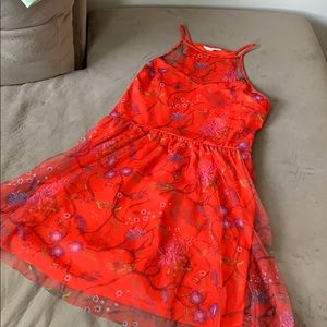 Candies mini dress- size large
